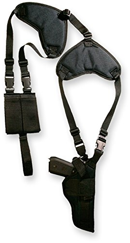 Bulldog Cases Deluxe Shoulder Harness with Holster and Ammo