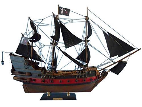 Blackbeard's Queen Anne's Revenge Model Pirate Ship Limited 24 inch from MPR
