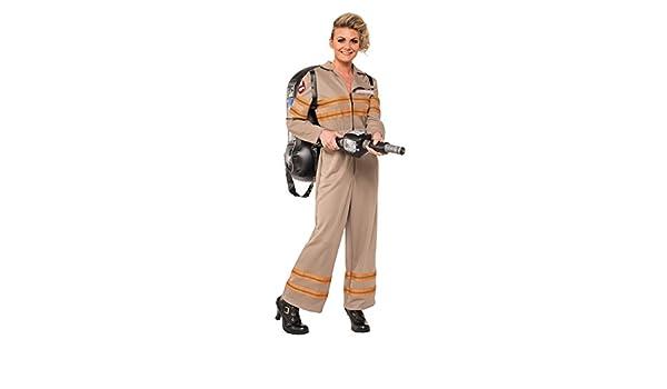 Ghostbusters - Disfraz Lujo Ghostbusters AD: Amazon.es: Juguetes y juegos