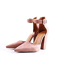 Style:Elegant Back Counter Type:Cover Heel With Platforms:No Upper Material:Flock Lining Material:None style:sexyy, fashion Fit:Fits true to size, take your normal size brand name:Fancy Girls
