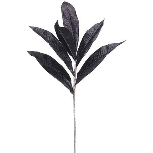 SilksAreForever-325-Halloween-Frangipani-Plumeria-Silk-Stem-Black-Pack-of-36