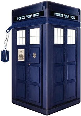 Doctor Who Tardis - Estuche portalápices: Amazon.es: Electrónica