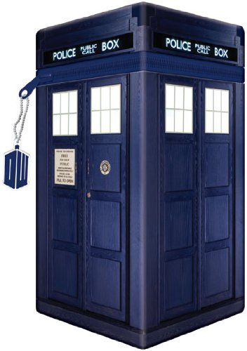 gadget geek - trousse tardis doctor who