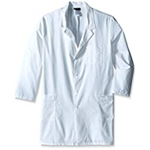Cherokee Men's Big-Tall Professional with 40 Inch Unisex Lab Coat In Poplin