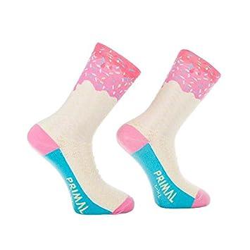 Primal Wear Women's Ice Cream Cycling Bike Socks