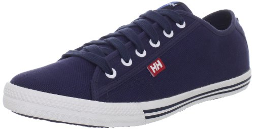 Basses Sneakers Hansen Fjord White Navy Homme Helly Bleu 597 Canvas PInZAZx