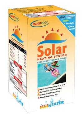 Smartpool WWS425P  Sunheater for AG Pools with Diverter Valve Kit by SmartPool