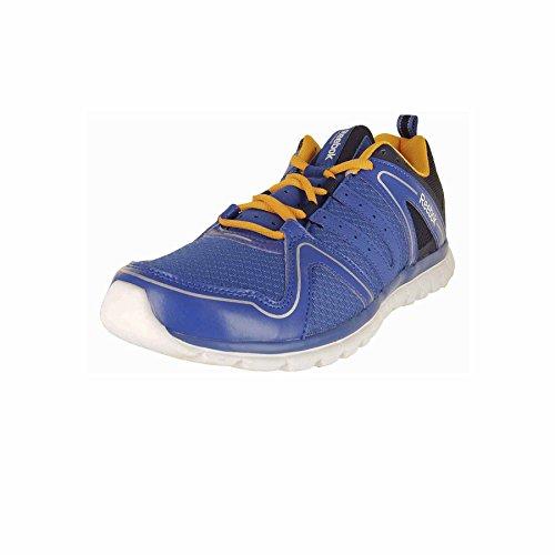 Reebok SUBLITE FINISHING KICK M43494 IMPACT BLUE REEBK NVY HAZARD ORNG WHT SVR MET Größe 38,5 - 47