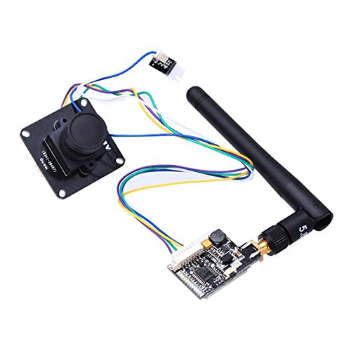 FPV Transmitter, EACHINE 700TVL 1/3 Cmos FPV Transmitter System 148 Degree Camera Module With 40CH (Cmos Module)