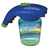 Hydro Mousse 17500-6 Liquid Lawn Bermuda Grass Seed, Spray N' Stay, As Seen