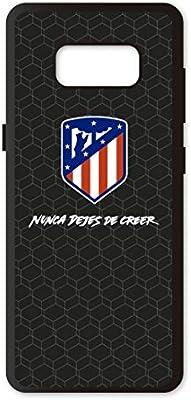 PHONECASES3D Funda móvil Compatible con Samsung Galaxy S8 Plus Atlético de Madrid Nunca Dejes De Creer. Carcasa de TPU de Alta protección. Funda Antideslizante, Anti choques y caídas.: Amazon.es: Electrónica