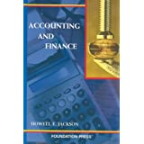 Accounting and Finance (Coursebook)