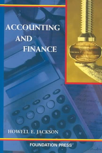 Pdf Law Accounting and Finance (Coursebook)