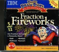 Fraction Fireworks from IBM Corporation