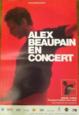 Alex Beaupain-40 x 60 cm, diseño de cartel-Póster: Amazon.es ...