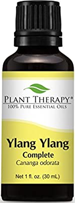 Plant Therapy Ylang Ylang Complete Essential Oil. 100% Pure, Undiluted, Therapeutic Grade.