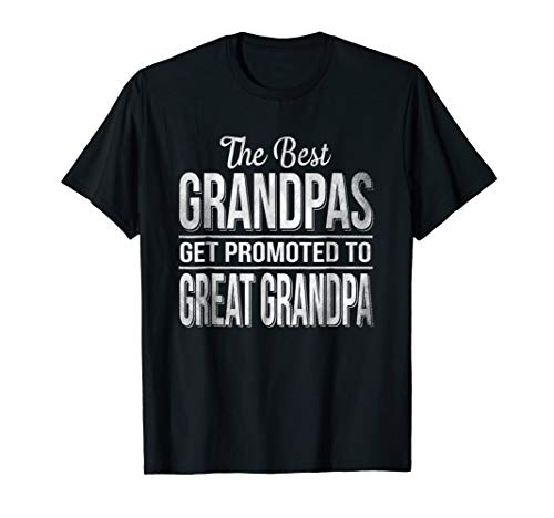 The only best grandpas get promoted to great grandpa