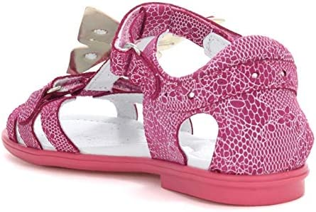 Bartek Girls Leather Dress Sandals 36209//0C7 Pink Little Kid//Big Kid