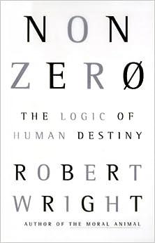 Book Nonzero: The Logic of Human Destiny