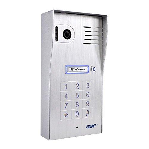 Gbf New Upgraded Global Wireless Video Doorphone