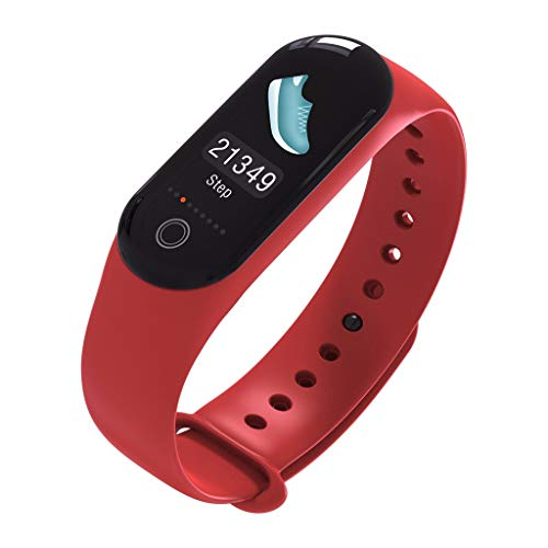 Price comparison product image Aobiny Smart Watch, Fitness Tracker M30 Smart Watch Sports Fitness Activity Heart Rate Tracker Blood Pressure Watch IP67