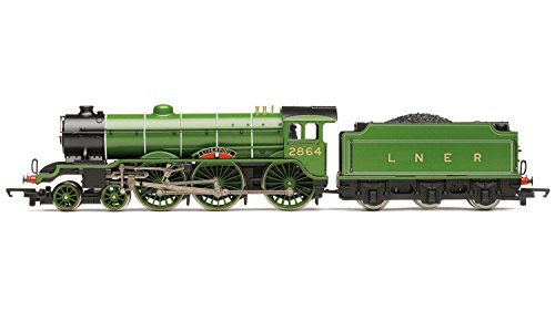 (Hornby R3588 Rail Road LNER 4-6-0 Liverpool Class B17 Train Model)
