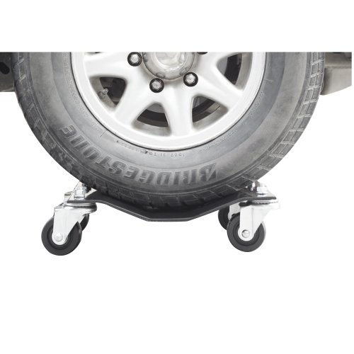Pentagon Tools 5060 Tire Skates 4 Tire Wheel Car Dolly Ball Bearings Skate Makes Moving A Car Easy, 12''  (Pack of 4) Rated at 6000lbs. by Pentagon Tools (Image #7)