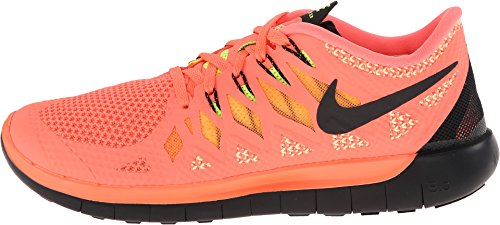 5 Nike Free Mango black peach Bright Chaussures Cream volt Running De 0 Femme 5rZqwr