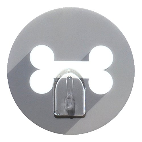 repositionable-silicone-leash-collar-harness-wall-hook-hanger