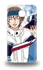 Galaxy S6 3D PC Case Slim Ultra Fit Japanese Ryoma Echizen Protective 3D PC Case Cover ( Custom Picture iPhone 6, iPhone 6 PLUS, iPhone 5, iPhone 5S, iPhone 5C, iPhone 4, iPhone 4S,Galaxy S6,Galaxy S5,Galaxy S4,Galaxy S3,Note 3,iPad Mini-Mini 2,iPad Air )
