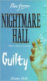 Book GUILTY (POINT HORROR NIGHTMARE HALL S.)