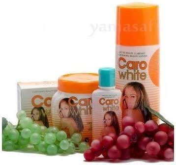 Caro White Beauty Package-I (Cream, Lotion, Oil and Soap)