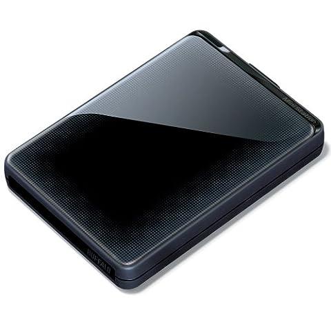 Buffalo MiniStation Plus 1 TB USB 3.0 Portable Hard Drive - HD-PNT1.0U3B (Buffalo 1 Tb External Hard Drive)