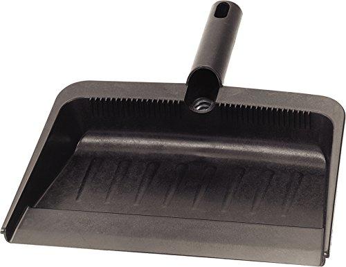 (Carlisle 36143703 Flexible Plastic Dustpan, 12