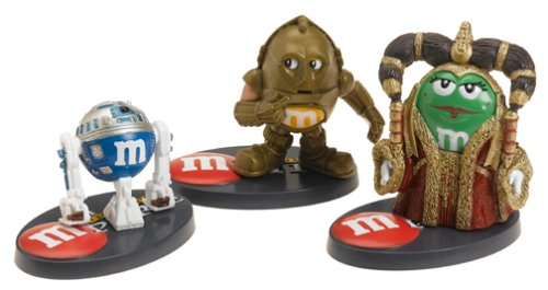 Star Wars: M-Pire 3-Pack - Queen Amidala and C3PO ()