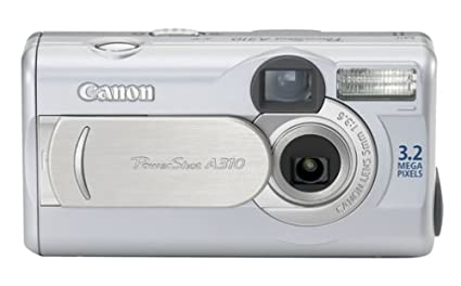 Canon PowerShot A310 Camera WIA Update
