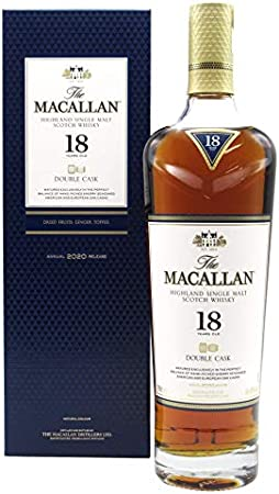 Macallan - Double Cask 2020 Edition - 18 year old Whisky