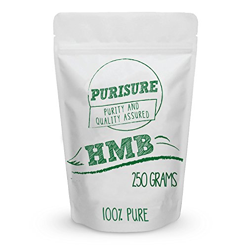 HMB Powder 250g (250 Servings)   Prevents Muscle Breakdown   Preserves Muscle Mass   Essential for Athletes Operating at a Calorie Deficit   Calcium β-Hydroxy β-Methylbutyrate Monohydrate