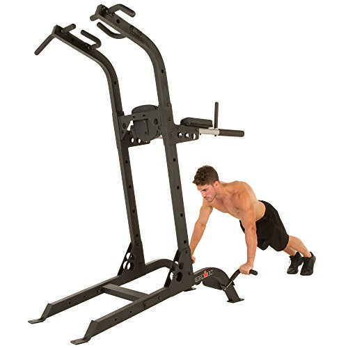 IRONMAN Triathlon X Class Multi Function Power Tower
