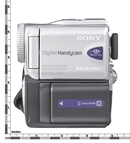 Sony Handycam DCRPC9 Service Manual