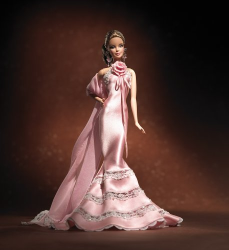 BARBIE DESIGNER COLLECTON GOLD LABEL - Badgley Mischka BARBIE DOLL ()