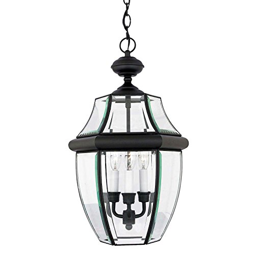 Lighting Large Outdoor Pendant - Bidwell Lighting Yahi 21