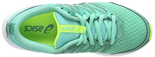 7007 Zaraca Asics Flash Yellow GS Adulte Bleu Mixte Gel 4 Black de Chaussures Entrainement Running Mint Aqua n1FnBr