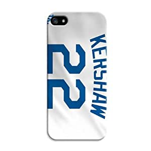 Wishing Iphone 6 Plus Protective Case,Good-Looking Baseball Iphone 6 Plus Case/Los Angeles Dodgers Designed Iphone 6 Plus Hard Case/Mlb Hard Case Cover Skin for Iphone 6 Plus