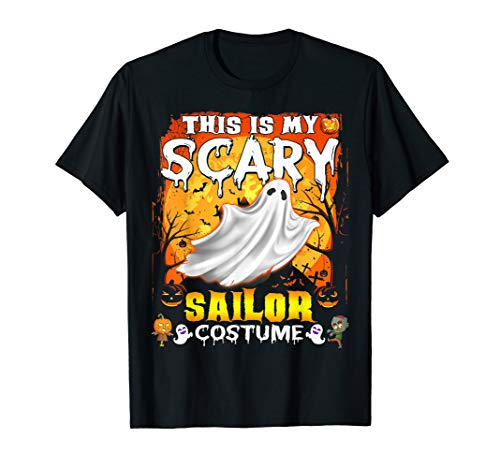 Scary Sailor Costumes - This Is My Scary Sailor Costume