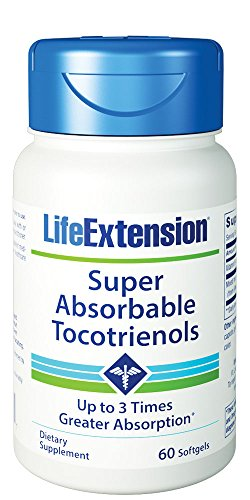 Life Extension Super Absorbable Tocotrienols, 60 ()
