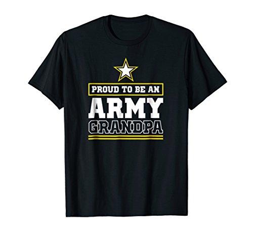 - Mens Proud Army Grandpa T Shirt Proud To Be An Army Grandpa
