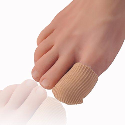 Dr. Frederick's Original Fabric Toe Caps - Toe Separators - 2 pairs - Size - Offers Dfo