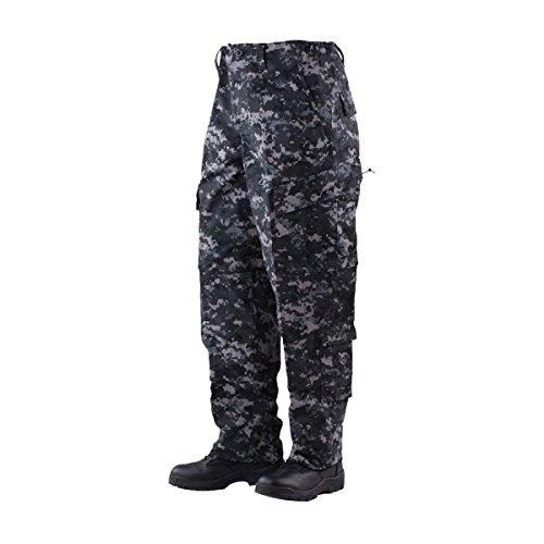 Tru-Spec TAC T.R.U.Trousers 50/50 Nylon/Cotton Rip-Stop, Digital Urban, 4XLarge Regular