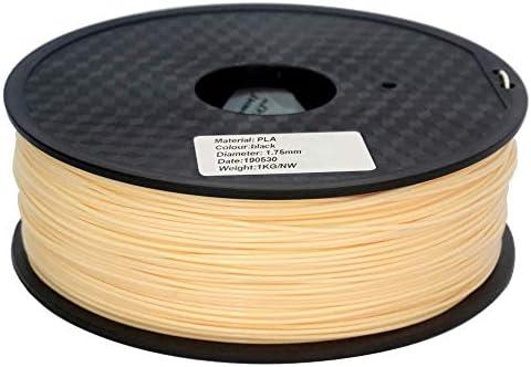 Baugger Filamento de impresora 3D Baugger - Filamento Pla 1.75Mm ...